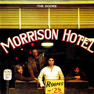 The Doors: Morrison Hotel - Cover