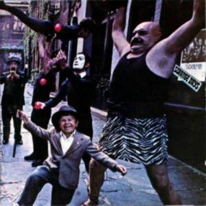 Cover - Doors, The: Strange Days