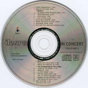 The Doors: In Concert (2-CD) - Bild 3