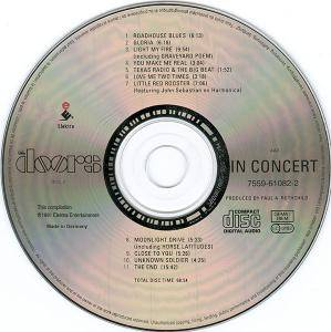 The Doors: In Concert (2-CD) - Bild 5