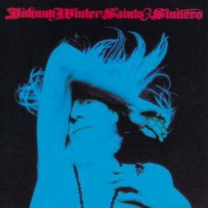 Cover - Johnny Winter: Saints & Sinners