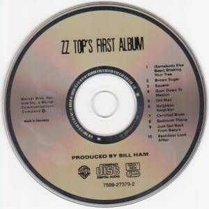 ZZ Top: ZZ Top's First Album (CD) - Bild 3