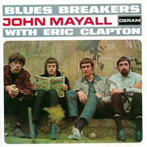 Cover - John Mayall & Eric Clapton: Blues Breakers