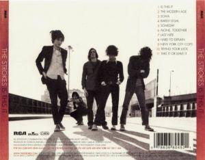 The Strokes: Is This It (CD) - Bild 2