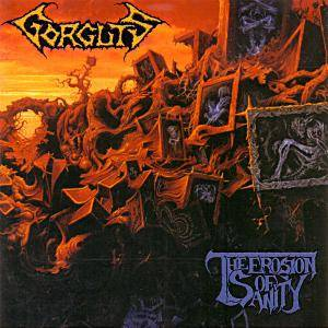 Gorguts: Erosion Of Sanity, The - Cover