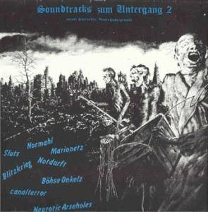 Soundtracks Zum Untergang 2 - Cover