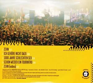 Farin Urlaub Racing Team: Zehn (Single-CD) - Bild 2