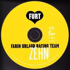 Farin Urlaub Racing Team: Zehn (Single-CD) - Bild 3