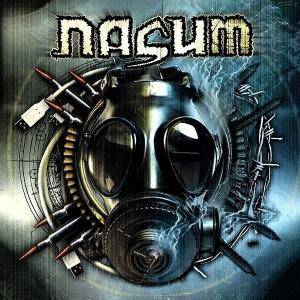 Nasum: Grind Finale - Cover
