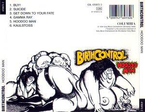 Birth Control: Hoodoo Man (CD) - Bild 3