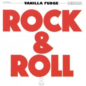 Cover - Vanilla Fudge: Rock & Roll