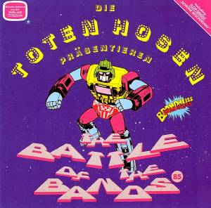 Die Toten Hosen: Battle Of The Bands 85, The - Cover