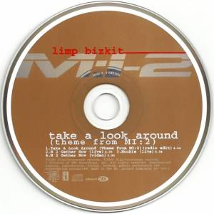 Limp Bizkit: Take A Look Around (Single-CD) - Bild 6