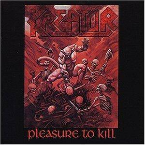 Kreator: Pleasure To Kill - Cover
