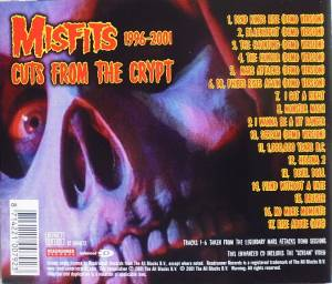 Misfits: Cuts From The Crypt (CD) - Bild 2