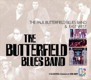 Cover - Butterfield Blues Band, The: Paul Butterfield Blues Band / East-West, The