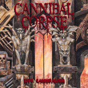 Cannibal Corpse: Live Cannibalism (CD) - Bild 1