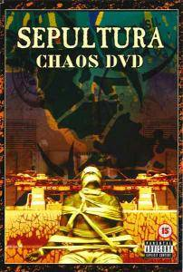 Sepultura: Chaos DVD - Cover