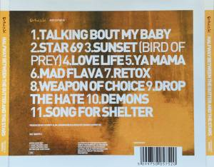 Fatboy Slim: Halfway Between The Gutter And The Stars (CD) - Bild 3