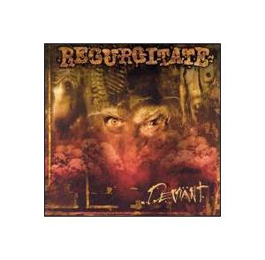 Cover - Regurgitate: Deviant