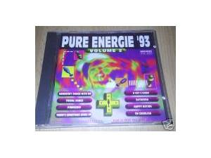 Cover - Toy Boy: Pure Energie '93 Vol. 2