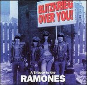 Cover - Möped Lads: Blitzkrieg Over You! A Tribute To The Ramones