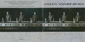 Fates Warning: Perfect Symmetry (CD) - Bild 4
