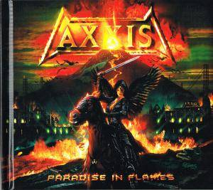 Axxis: Paradise In Flames - Cover