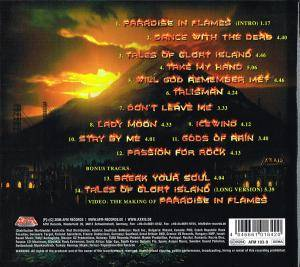 Axxis: Paradise In Flames (CD) - Bild 2