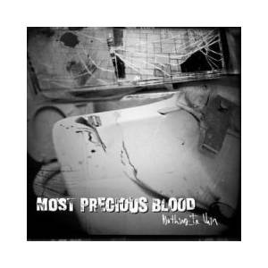 Most Precious Blood: Nothing In Vain - Cover