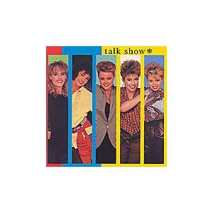 Go-Go's: Talk Show - Cover