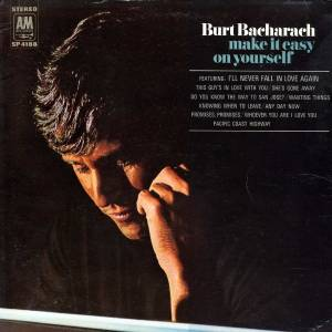 Cover - Burt Bacharach: Make It Easy On Yourself