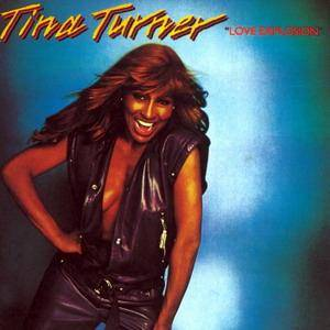 Tina Turner: Love Explosion - Cover