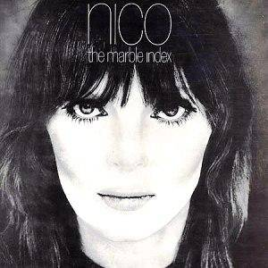Nico: Marble Index, The - Cover