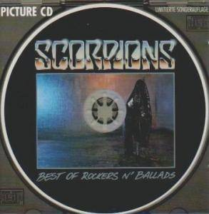 Scorpions: Best Of Rockers N' Ballads (CD) - Bild 1