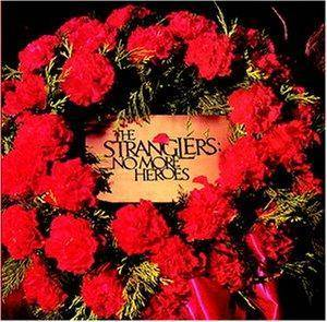 The Stranglers: No More Heroes - Cover