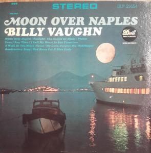 Billy Vaughn & His Orchestra: Moon Over Naples - Cover