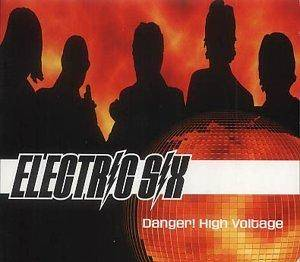 Electric Six: Danger! High Voltage - Cover