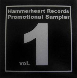 Hammerheart Records Promotional Sampler Vol.1 - Cover