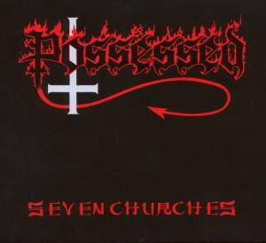 Cover - Possessed: Seven Churches
