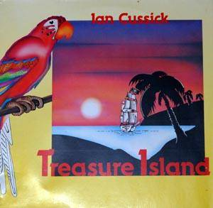 Ian Cussick: Treasure Island - Cover