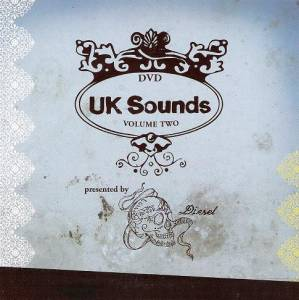 UK Sounds Volume Two Presented By Diesel - Cover