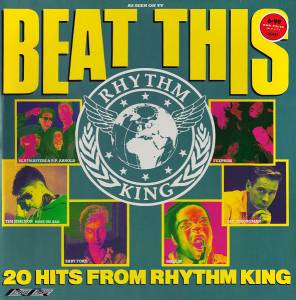 Cover - Hotline: Beat This - The Hits Of Rhythm King