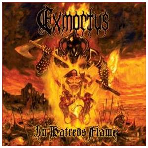 Exmortus: In Hatred's Flame - Cover