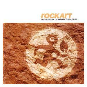 Cover - Tim Rogers & The Twin-Set: rockArT: The History of rooArt Records • Solid Gold / Hidden Gems