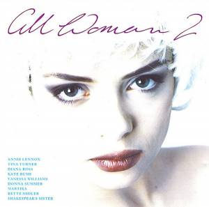 Cover - Máire Brennan: All Woman 2
