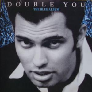 Double You: Blue Album, The - Cover