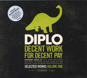 Decent Work For Decent Pay - Cover