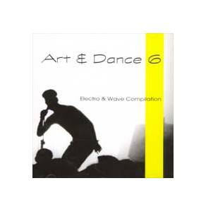 Cover - Psychic Force, The: Art & Dance 6