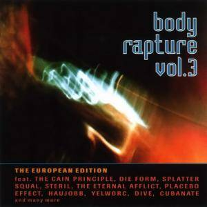 Cover - amGod: Body Rapture Vol. 3